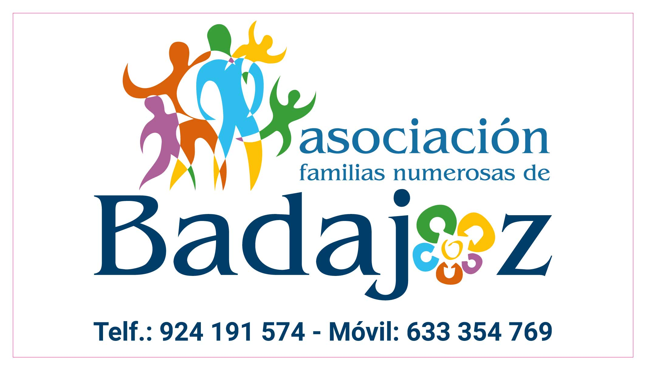 ANFAGUA Asociación de Familias Numerosas del Guadiana